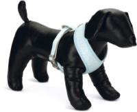 Шлея-жилетка для животных Beeztees Harno / 746932 (L, голубой) -
