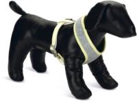 Шлея-жилетка для животных Beeztees Bronda / 746925 (S, серый) -