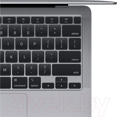 "Ноутбук Apple MacBook Air 13"" M1 2020 256GB / MGN63 (серый космос)"
