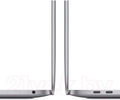 """Ноутбук Apple MacBook Pro 13"""" M1 2020 512GB / MYD92 (серый космос)"""