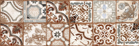 Декоративная плитка Allore Mayolica Inserto W/DEC M NR Satin 1 (200x600) -