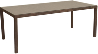 Стол садовый Mebius Turin T002 / 190040 -