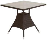 Стол садовый Mebius Verona 2 / 190099 (алюминий) -