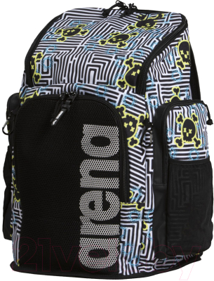 Рюкзак ARENA Team Backpack 45 Allover 002437 120 (Crazy Labyrinth)