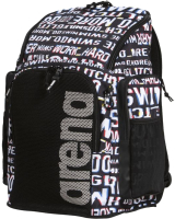 Рюкзак ARENA Team Backpack 45 Allover 002437 122 (Neon Glitch) -