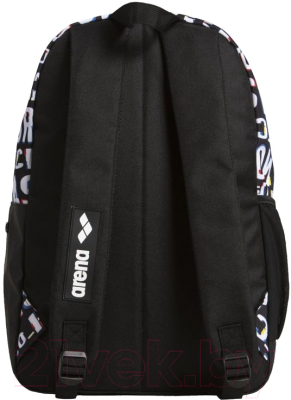 Рюкзак ARENA Team Backpack 30 Allover 002484 122 (Neon Glitch)