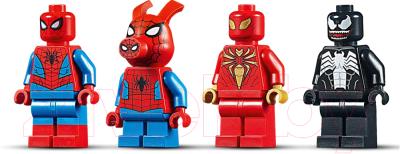 Конструктор Lego Super Heroes Человек-Паук: Засада на веномозавра / 76151