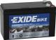 Мотоаккумулятор Exide AGM12-7F (7 А/ч) -