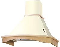 Вытяжка купольная Ciarko Provance 90 (слоновая кость) -