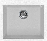 Мойка кухонная Elleci Quadra 105 Bianco G52 / LGQ10552 -