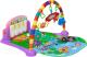 Развивающий коврик Lorelli Пианино / 10300260001  (синий) -