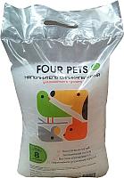 Наполнитель для туалета Four Pets Лаванда / TUZ014 (8л) -
