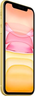 Смартфон Apple iPhone 11 128GB / MHDL3 (желтый)