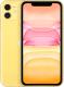 Смартфон Apple iPhone 11 128GB / MHDL3 (желтый) -