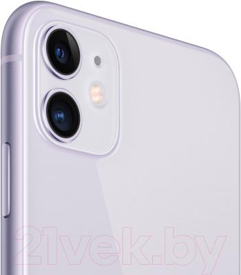 Смартфон Apple iPhone 11 128GB / MHDM3 (фиолетовый)