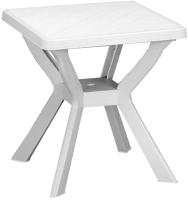 Стол садовый Ipae Progarden Reno / REN023BI (белый) -