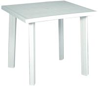 Стол пластиковый Ipae Progarden Fiocco / FIO036BI (белый) -