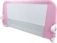 Бортик для кровати Munchkin Lindam Sleep Safety / 51512 (розовый) -