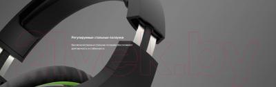 Наушники-гарнитура HyperX Cloud Stinger HX-HSCSX-BK/WW