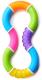 Прорезыватель для зубов Munchkin Твистер / 1132001 -