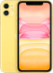 Смартфон Apple iPhone 11 64GB / MHDE3 (желтый) -