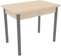 Обеденный стол Ивару Прайм-3 Р (ясень шимо светлый) -