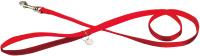 Поводок Beeztees Маклезер / 744964 (красный) -
