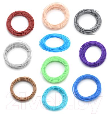 Пластик для 3D печати Sunlu №2 (10 цветов)