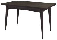 Обеденный стол Ивару Ялта-2 (опоры массив цилиндрический/венге/анкор темный) -
