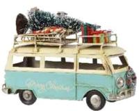 Статуэтка GreenTerra Автобус с подарками 380252 -