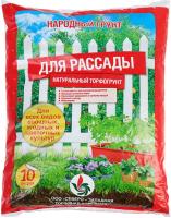 Грунт для растений Народный грунт 4607049610595 (10л) -