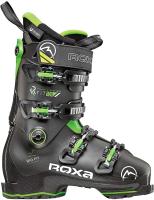Горнолыжные ботинки Roxa Rfit 100 GW / 200405 (р.27.5, черный/зеленый) -