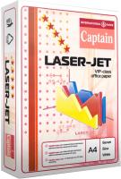 Бумага Ballet Captain Laser-Jet А4 / CLASJA4 -