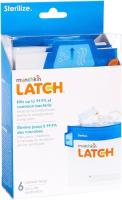 Пакет для стерилизации в СВЧ-печи Munchkin Latch / 11741 (6шт) -