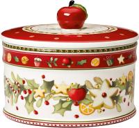 Емкость для хранения выпечки Villeroy & Boch Winter Bakery Delight / 14-8612-4524 -