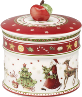 Емкость для хранения выпечки Villeroy & Boch Winter Bakery Delight / 14-8612-4520 -