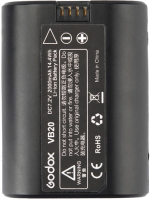 Аккумулятор для вспышки Godox VB20 / 26380 -