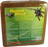 Грунт для террариума Lucky Reptile Reptile Humus Block HB-G (4.5кг) -