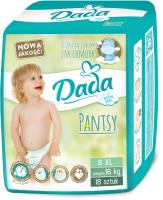 Подгузники-трусики детские Dada Pantsy 6 XL (18шт) -