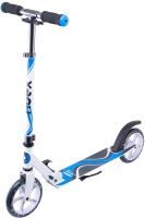 Самокат Ridex Liquid 180мм (белый/синий) -