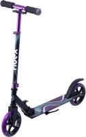 Самокат Ridex Liquid 180мм (черный/фиолетовый) -