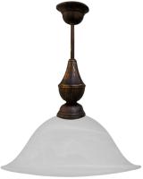 Потолочный светильник Латерна СОНОМА-3073 (коричневый) -