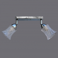Потолочный светильник Латерна ВАЛДЕН-4012 (хром) -