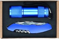 Подарочный набор Easy Gifts Dover / 337204 (синий) -