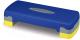 Степ-платформа Indigo IN171 (синий/желтый) -