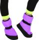 Сапожки для разогрева Indigo SM-362 (р-р 38-41, фиолетовый) -