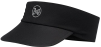Кепка-козырек Buff Pack Run Visor R-Solid Black (119483.999.10.00) -