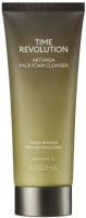 Пенка для умывания Missha Time Revolution Artemisia Pack Foam Cleanser (30мл) -