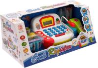 Касса игрушечная Sima-Land Касса с продуктовой корзинкой / 2638693 -