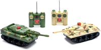 Набор радиоуправляемых игрушек Sima-Land Танковое сражение / 2289424 -